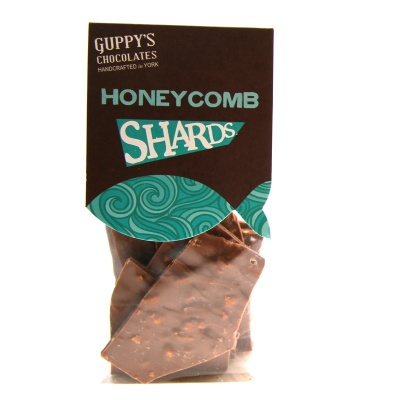 Milk Honeycomb Shards 100g
