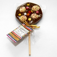 Milk Chocolate Lolly