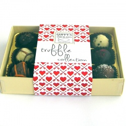 Truffle Collection Hearts Medium Box