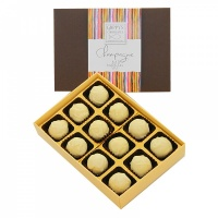 Marc de Champagne Truffles Medium Box