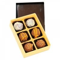Milk Truffle Collection Small Box