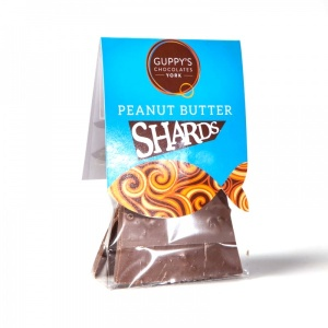 Milk Peanut Butter Shards 90g