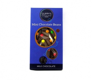 Milk Chocolate Mini Beans Bar