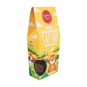 Milk Chocolate Safari Animals