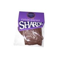 Milk Fudge Biscuit Shards 45g