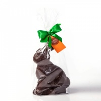 Medium Dark Chocolate Hare
