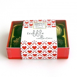 Truffle Collection Hearts Small Box