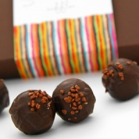 Salted Caramel Truffle Medium Box