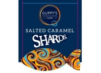 Milk Salted Caramel Shards 90g